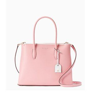 😎Kate Spade Eva Medium zip satchel bag